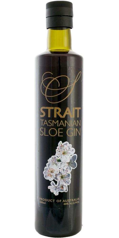 Strait Tasmanian Sloe Gin 40% - 500ml