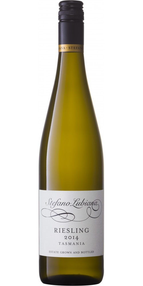 Stefano Lubiana Riesling 2014