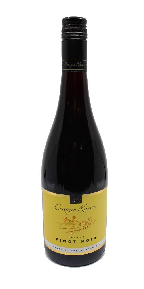 Craigie Knowe Pinot Noir 2018
