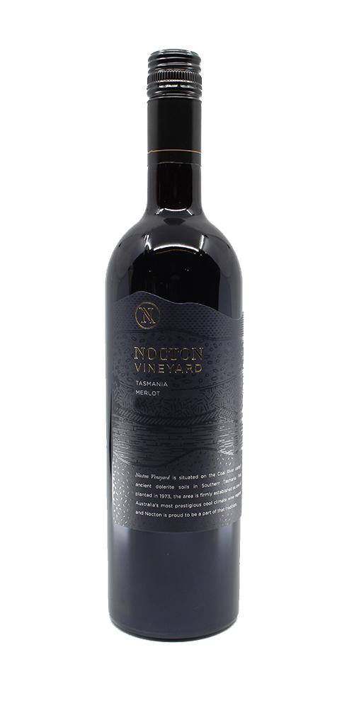 "Nocton Vineyard Merlot 2018 - ""93 Points - Halliday Wine Companion 2021"""