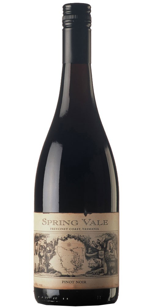 "Spring Vale Pinot Noir 2018 - ""94 Points - Halliday Wine Companion 2021"""
