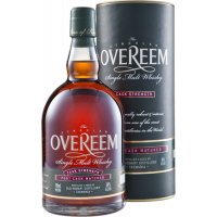 Overeem Single Malt Cask Strength Port Whisky - LIMITED