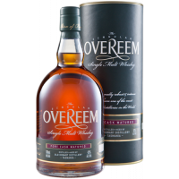 Overeem Distillery Single Malt Whisky Port Cask Matured 43% - 700ml