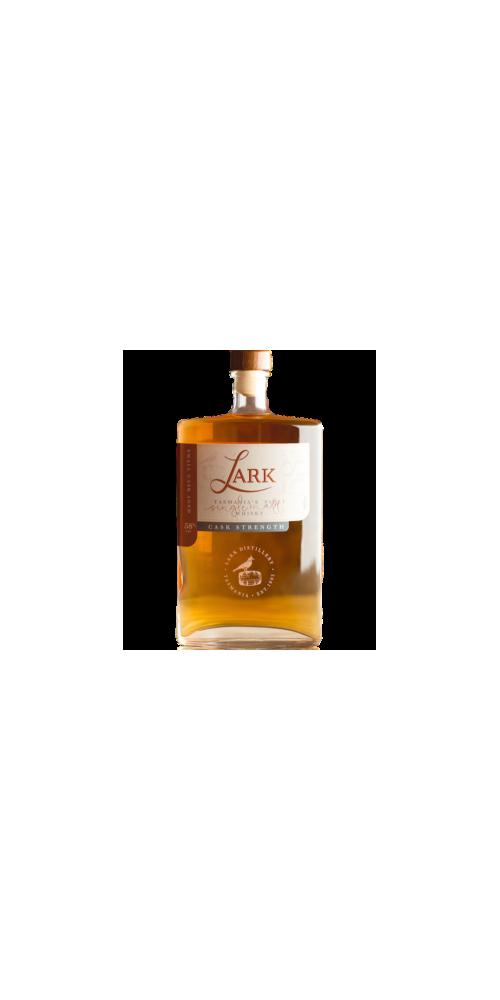 Lark Single Malt Cask Strength Whisky 58% - 500ml