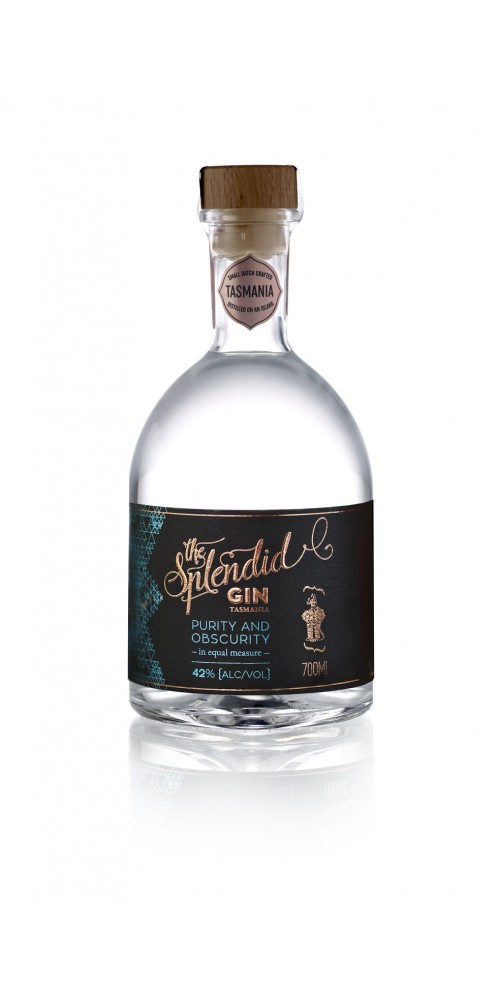 The Splendid Gin Original 42% - 700ml