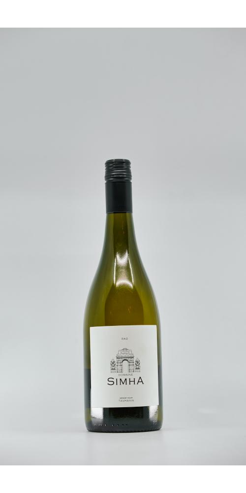 Domaine Simha RAO Chardonnay 2016 - LIMITED