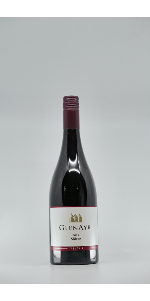 GlenAyr Shiraz 2017 - TROPHY WINNER