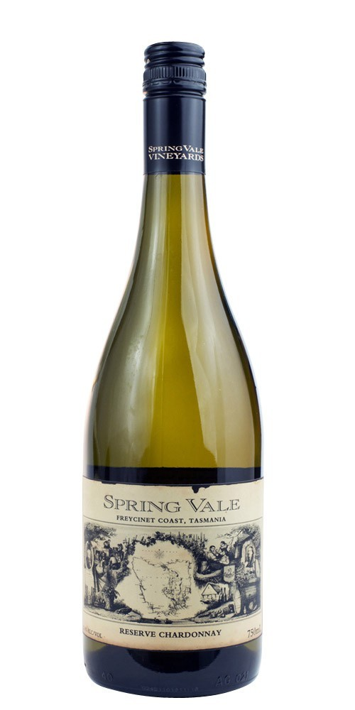 Spring Vale 'Reserve' Chardonnay 2017 - COMING SOON IN AUG 2018