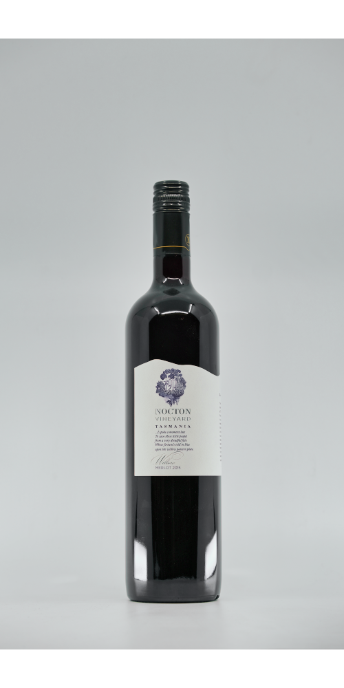 Nocton Willow Series Merlot 2015 - LIMITED