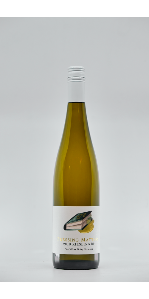 Pressing Matters R0 Riesling 2018