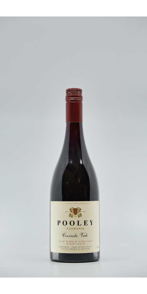 Pooley Estate 'Cooinda Vale' Pinot Noir 2018