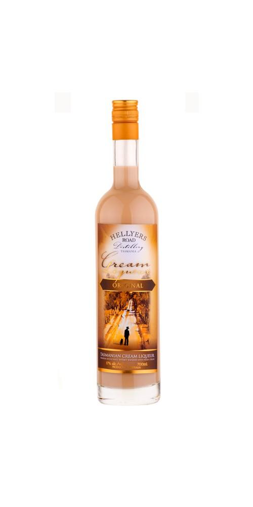 Hellyers Road Original Tasmanian Cream Liqueur 17% - 700ml