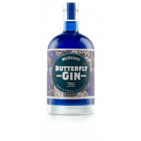 McHenry Tasmania Butterfly Gin 40% - 700ml