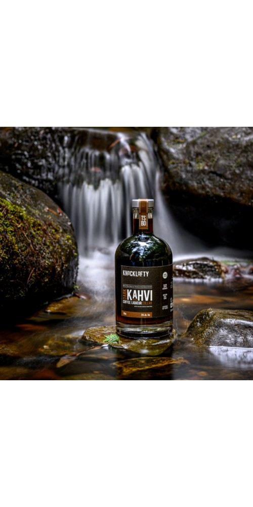 KNoCKLoFTY Dark Kahvi Coffee Liqueur 25% - 700ml
