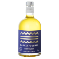 Dasher + Fisher Saffron Gin 40% - 500ml