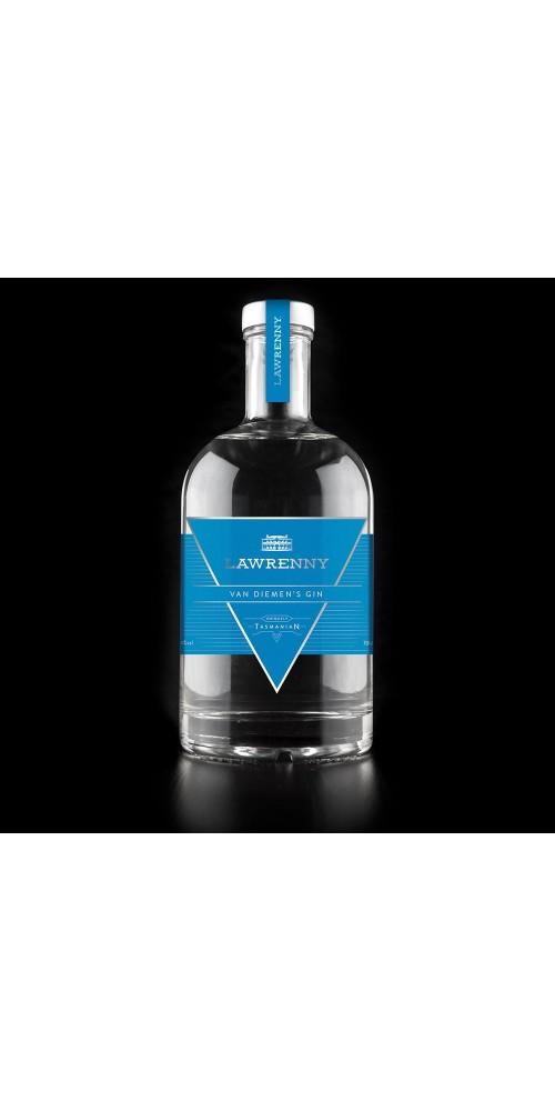 Lawrenny Van Diemen's Gin 42.5% - 700ml