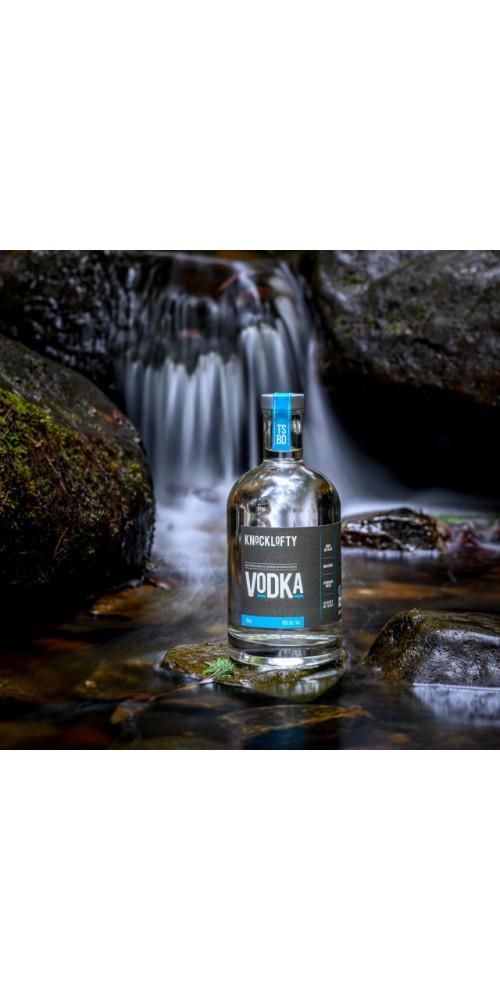 KNoCKLoFTY Vodka 40% - 700ml