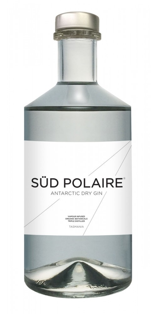 Sud Polaire Expedition Strength Gin 57% - 700ml