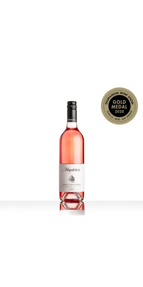 Mapleton Vineyard Pinot Noir Rose 2018