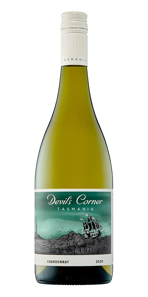 "Devil's Corner Chardonnay 2018 - ""92 Points - Halliday Wine Companion 2021"""