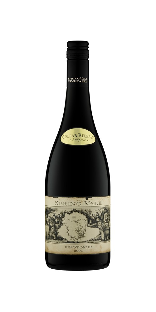 Spring Vale Cellar Release Pinot Noir 2013 - LIMITED