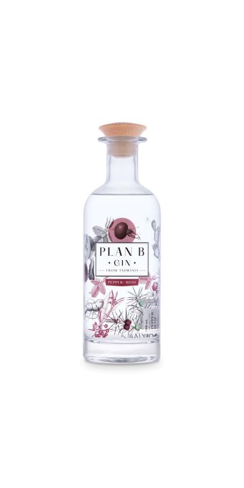 Plan B Pepper Rose Gin 42% - 700ml