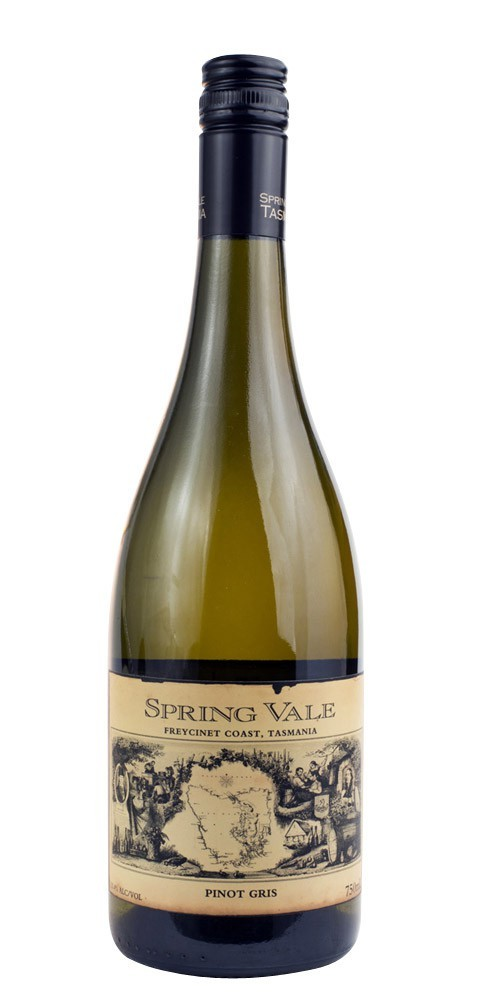 Spring Vale Pinot Gris 2021 (available end of July)