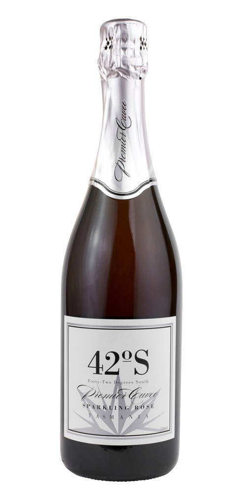 42 Degrees South Premier Cuvée Sparkling Rosé NV