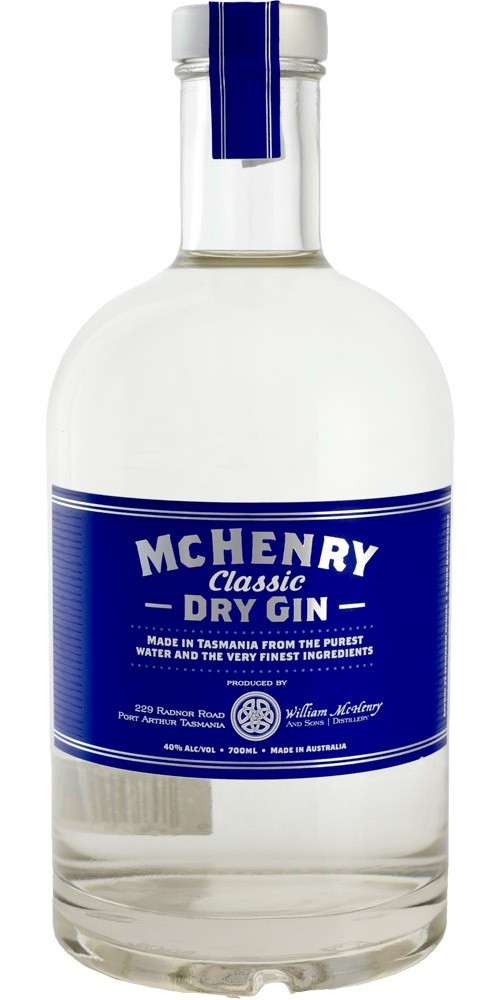 McHenry Dry Gin