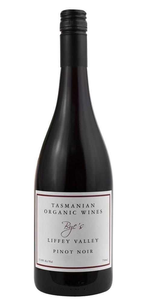 Liffey Valley'Byes' Organic Pinot Noir 2015