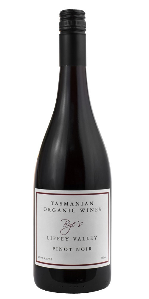 Liffey Valley'Byes' Organic Pinot Noir 2016 - LIMITED