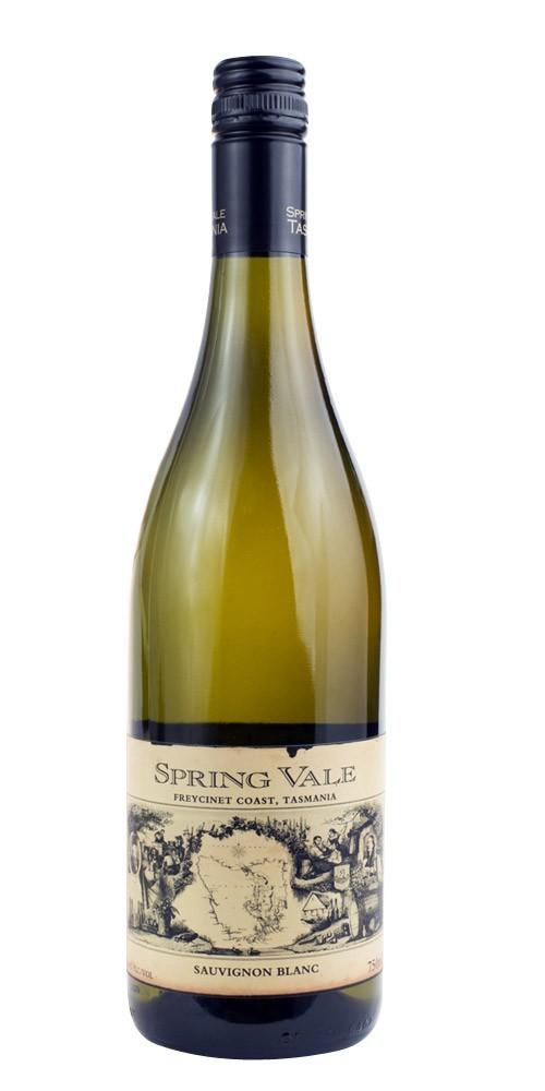 "Spring Vale Sauvignon Blanc 2019 - ""91 Points - Halliday Wine Companion 2021"""