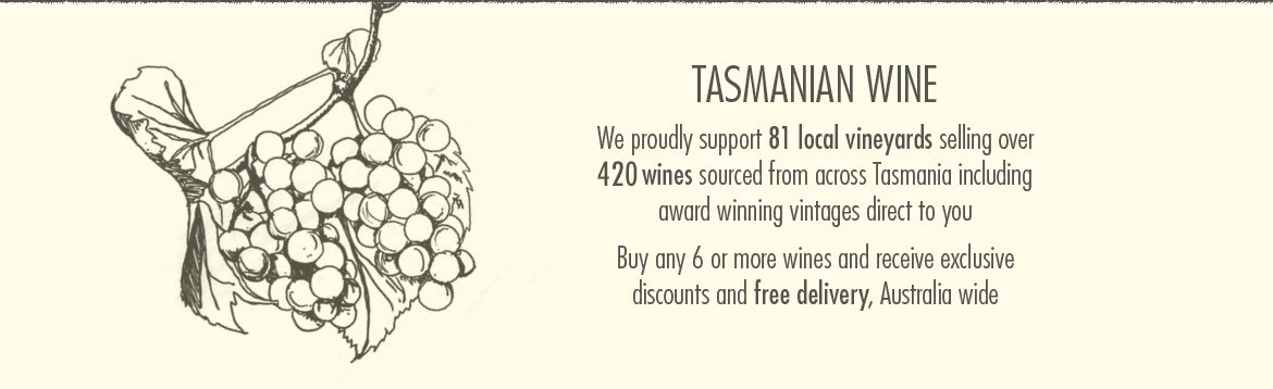 Tasmanian Wine and Spirtis